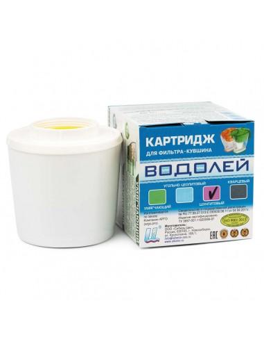 Купити Картридж для фільтра-глечика «Водолій» шунгітовий Арго за низькою ціною - виробник Сибір-Цео